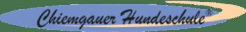 Chiemgauer Hundeschule Sticky Logo